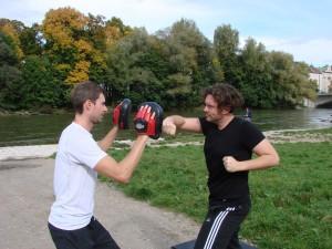 personal training münchen-boxen